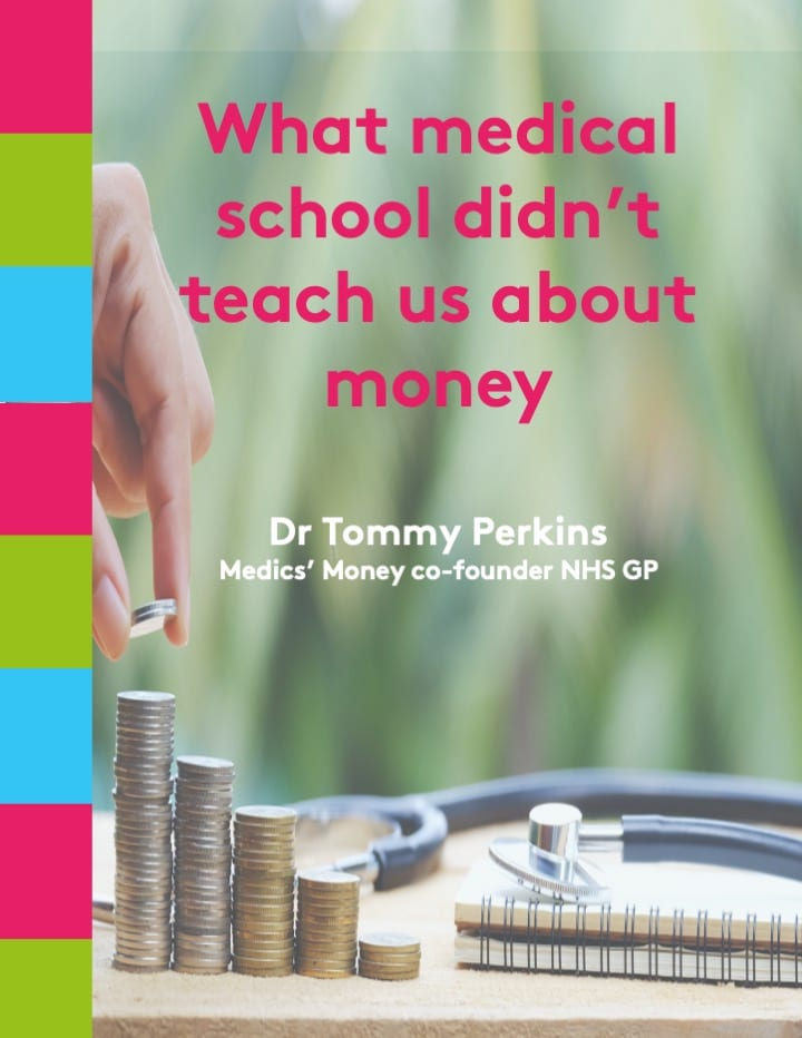 Medics Money book
